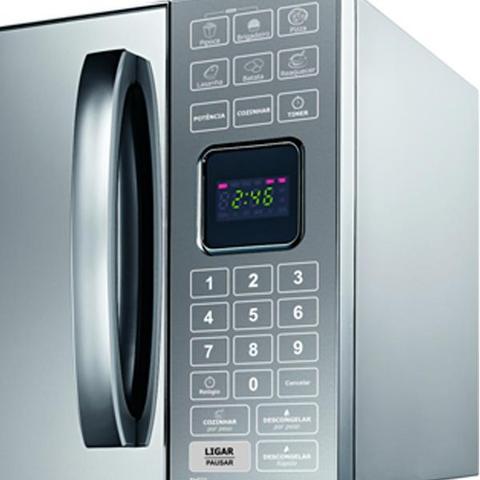 Imagem de Forno Microondas PME25 900W 25L Inox - PHILCO