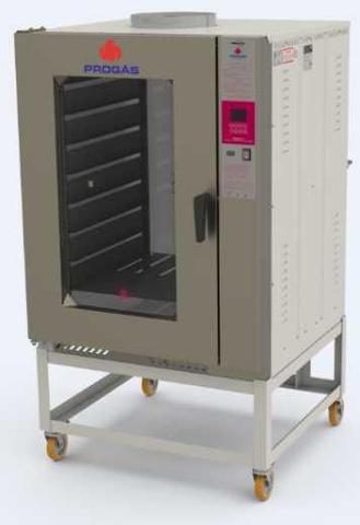 Imagem de Forno Turbo 8 Esteiras a Gás PRP8000  Progás