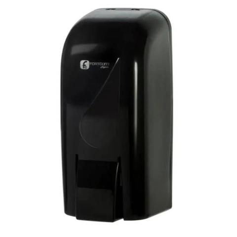 Imagem de Fortcom saboneteira reservatorio sabonete liquido/gel -black lds850bb