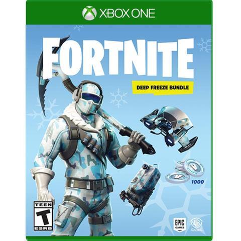 Imagem de Fortnite: Deep Freeze Bundle - Xbox One