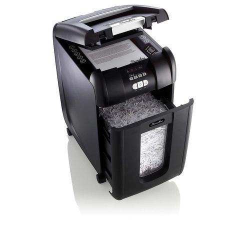 Imagem de Fragmentadora 300 folhas Alimentação Automática Supercorte em Partículas 127V Swingline 300X