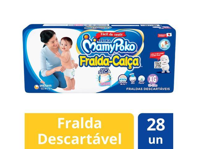 Imagem de Fralda Calça MamyPoko Jumbo Tam. XG