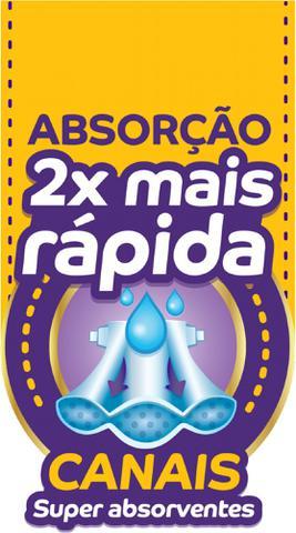 Imagem de Fralda Descartável Infantil POM POM Protek P-32 / 3 a 6 Kg
