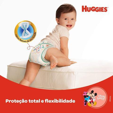 Imagem de Fralda Huggies Supreme Care Turma da Mônica XG 104 Unidades