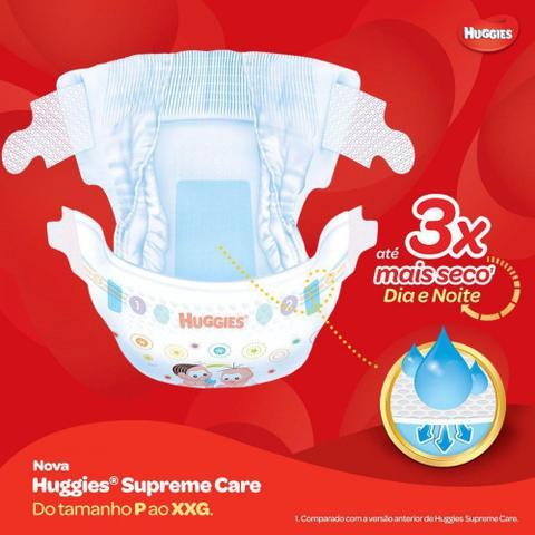 Imagem de Fralda Huggies XG Supreme Care Hiper 52 Unidades