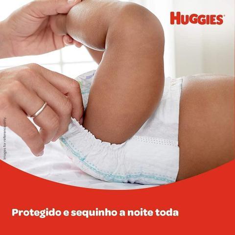 Imagem de Fralda Infantil Huggies Com 14 Roupinha Supreme Care Mega Xg