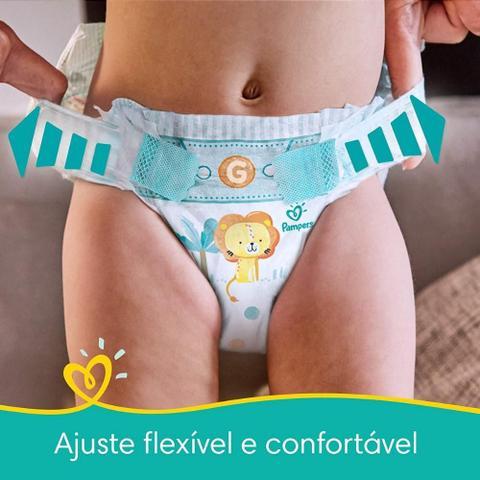 Imagem de Fralda Infantil Pampers Confort Mega G Pc