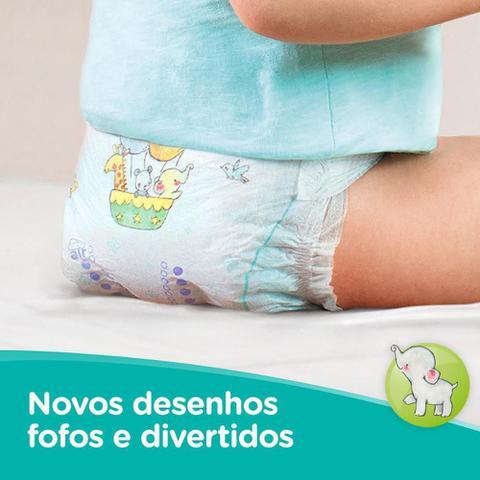 Imagem de Fralda Pampers Confort Sec Pacotão Tamanho G 20 Tiras