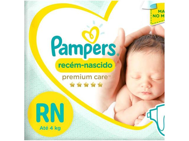 Imagem de Fralda Pampers Premium Care RN