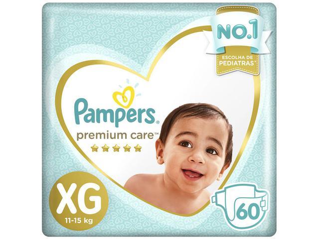 Imagem de Fralda Pampers Premium Care XG