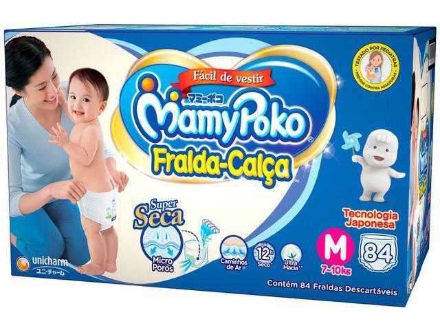 Imagem de Fraldas Calça MamyPoko Tam. M 84 Unidades