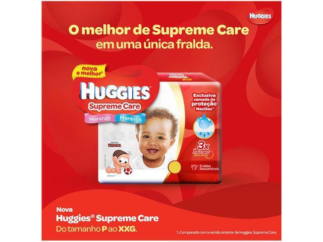 Imagem de Fraldas Huggies Supreme Care Tam G