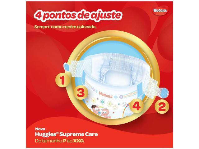 Imagem de Fraldas Huggies Supreme Care Tam M 5,5 a 9,5kg