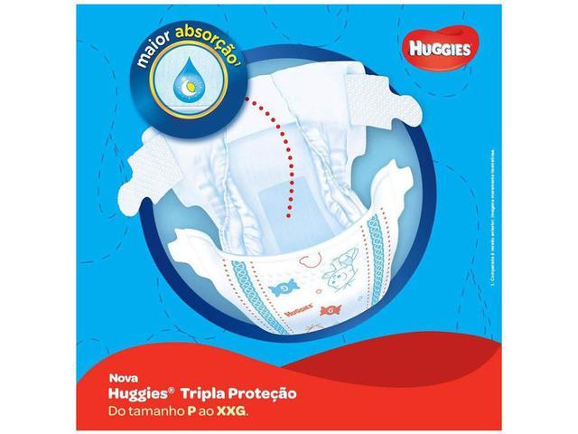 Imagem de Fraldas Huggies Tripla Proteção Tam G
