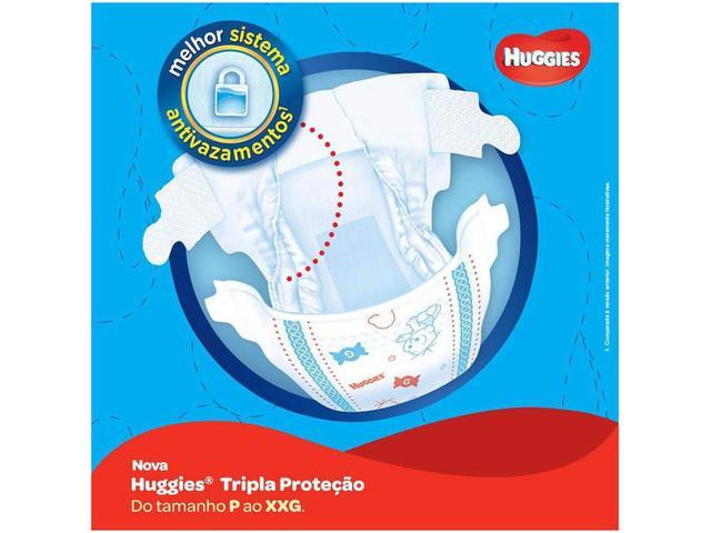 Imagem de Fraldas Huggies Tripla Proteção Tam XG