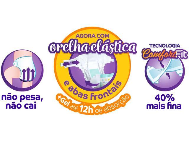 Imagem de Fraldas Pom Pom Protek Proteção de Mãe - Tamanho  M - 30 fraldas