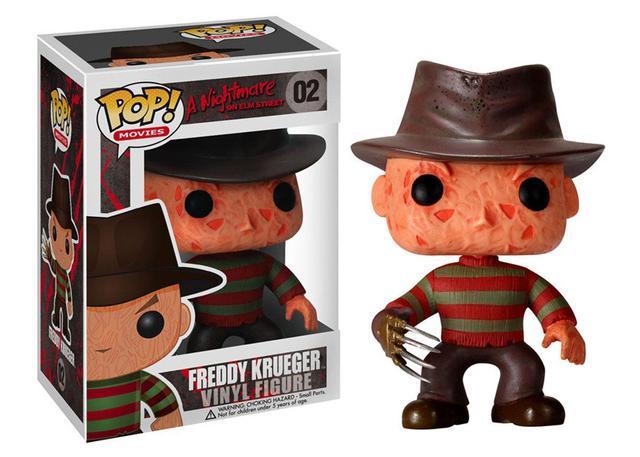 Imagem de Freddy Krueger - Pop! Movies - Horror - A nightmare on Elm Street - 02