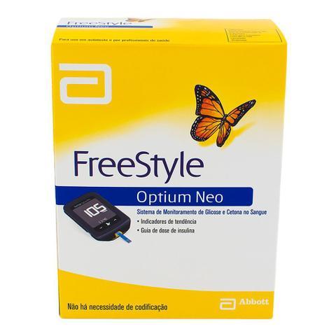 Imagem de FreeStyle Optium Neo Kit Monitor de Glicemia