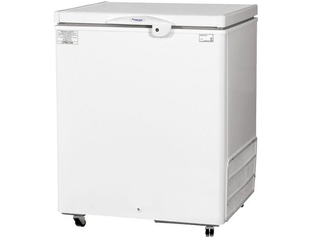 Freezer Fricon 216 Litros Branco 1 Porta - 220v - Hced216