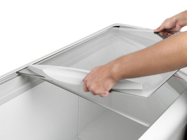 Imagem de Freezer Horizontal 2 Portas Metalfrio