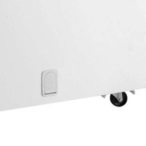 Imagem de Freezer Horizontal EFH 350 2 Portas 305L Branco ESMALTEC
