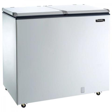 Imagem de Freezer Horizontal Esmaltec 2 Portas EFH350 Capacidade líquida 303 Litros - Branco