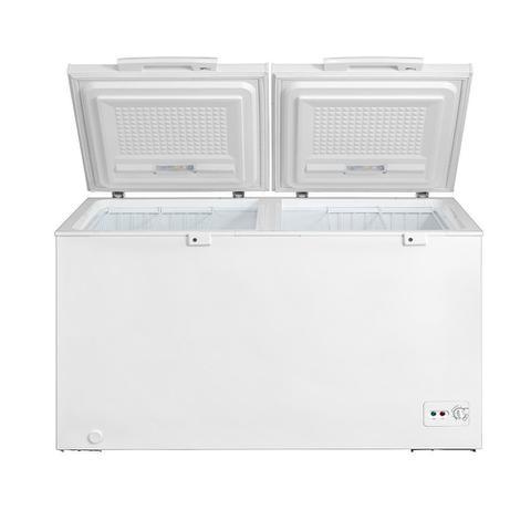 Imagem de Freezer Horizontal Midea 385 Litros Branco 2 Portas RCFB31  127 Volts