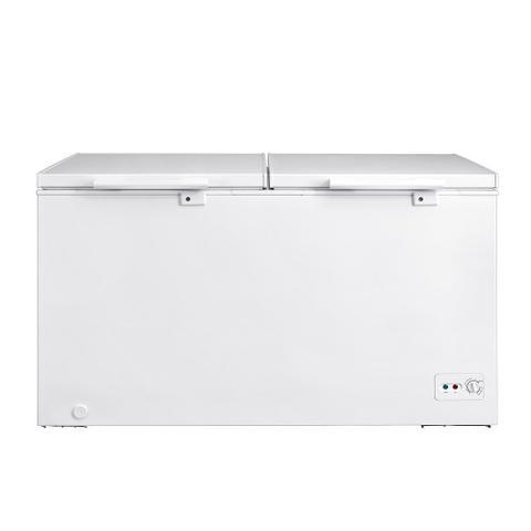 Imagem de Freezer Horizontal Midea 385 Litros Branco 2 Portas RCFB32  220 Volts