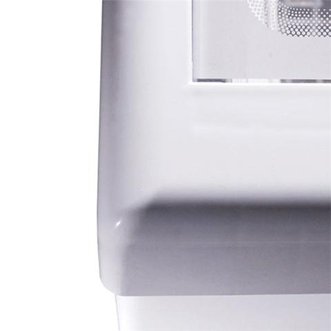 Imagem de Freezer Horizontal Tampa de Vidro 189l HF20S - Metalfrio