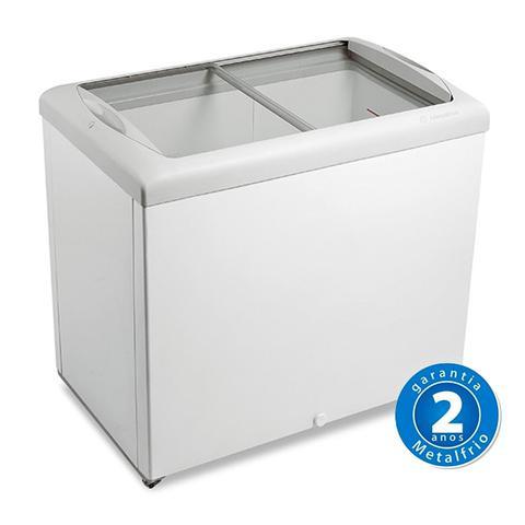 Imagem de Freezer Horizontal Tampa de Vidro 270l HF30S - Metalfrio