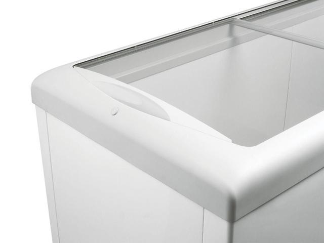 Imagem de Freezer Horizontal Tampa de Vidro Metalfrio