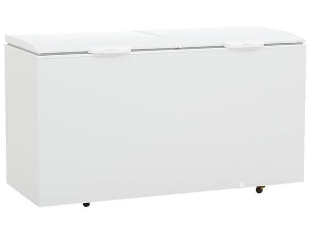 Imagem de Freezer Industrial Horizontal 2 Tampas 532L