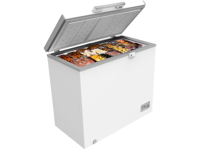 Imagem de Freezer Industrial Horizontal Inox Midea 1 Porta