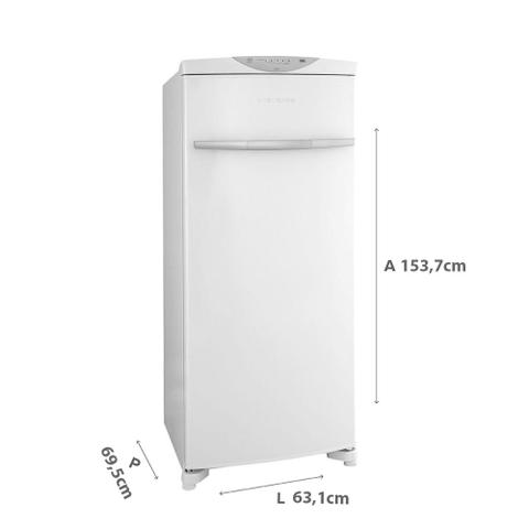 Imagem de Freezer Vertical Brastemp Frost Free 197 Litros