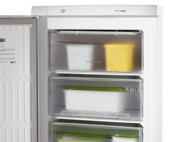 Imagem de Freezer Vertical Electrolux 145L