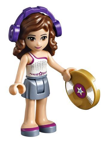 Imagem de Friends - O Estúdio de Gravação da Pop Star LEGO 41103