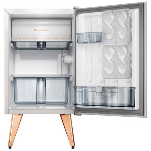 Imagem de Frigobar Brastemp Retrô 76 litros Ice White