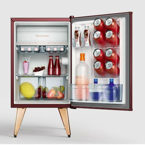 Imagem de Frigobar Brastemp Retrô 76 litros Marsala Wine