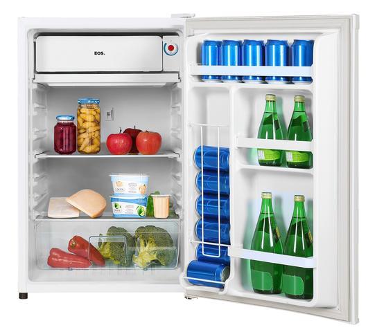 Geladeira/refrigerador 118 Litros 1 Portas Branco Premium - Eos - 110v - Efb130
