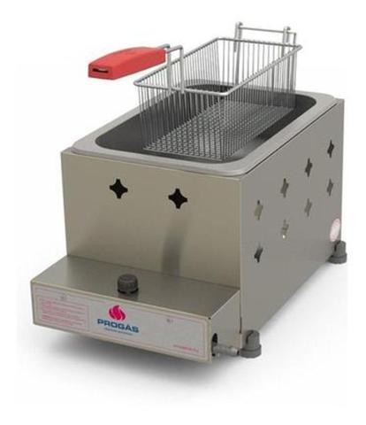 Imagem de Fritadeira 5 Litros Dupla à Gás Progás - PR10G - Progas