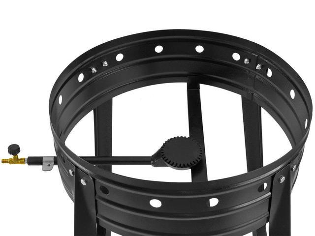 Imagem de Fritadeira a Gás Industrial Armon Standard 6L