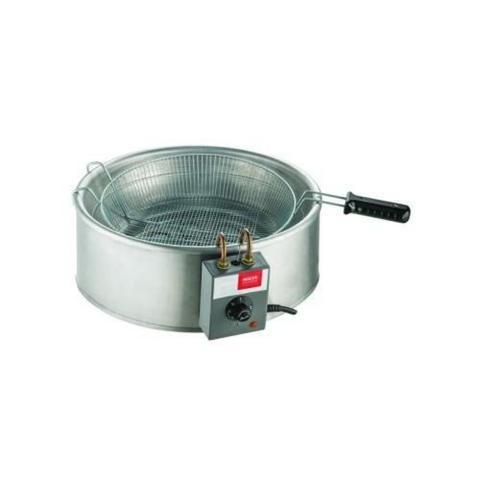 Imagem de Fritadeira Elétrica 7,0 Litros Com Óleo Malta 220 V