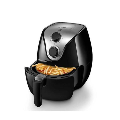 Imagem de Fritadeira Elétrica Air Fry Gourmet 2,5 L Sem Óleo Multilaser