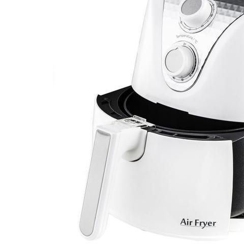 Imagem de Fritadeira Elétrica Air Fryer Colormaq 1500W 3,6L Branca