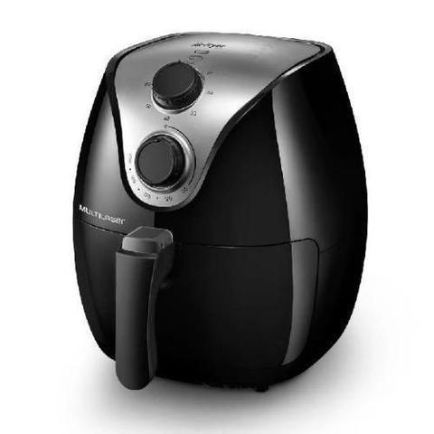 Imagem de Fritadeira elétrica air fryer gourmet 4 litros 220v ce022  multilaser