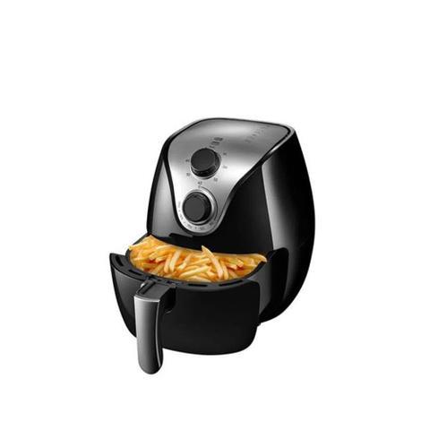 Imagem de Fritadeira Elétrica Air Fryer Multilaser Gourmet sem Óleo 4 Litros 127V Preta CE021