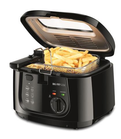Imagem de Fritadeira Elétrica Mondial Big Fry 2,5L FT-07