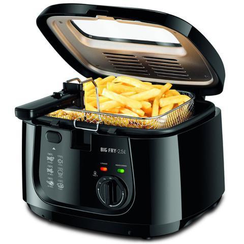 Imagem de Fritadeira Elétrica Mondial FT-07 Big Fry 2,5L