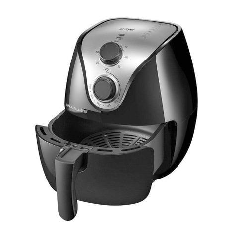 Imagem de Fritadeira Elétrica Multilaser Air Fryer 4 Litros Preto
