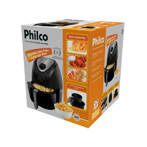 Imagem de Fritadeira Elétrica Philco Air Fryer 3.2 Litros